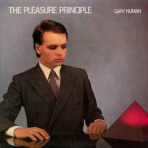 Gary Numan ‎– The Pleasure Principle - VG+ Lp Record 1979 USA Original Vinyl - New Wave / Synth-pop