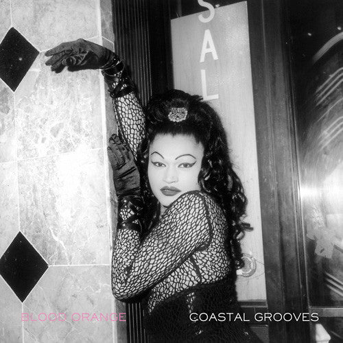 Blood Orange - Coastal Grooves - New Vinyl 2011 Domino USA LP w/ Download - Electronic / New-Wave / Synthpop