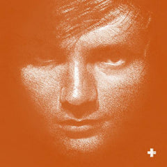 Ed Sheeran - + - New Vinyl 2014 Elektra Limited Orange Vinyl Reissue - UK Pop/Folk
