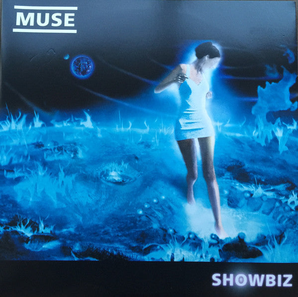 Muse - Showbiz - New Vinyl 2 Lp Record 2009 USA Reissue with Gatefold Jacket - Alternative Rock