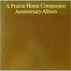 A Prairie Home Companion - Anniversary Album - Mint- Stereo 1980 2-LP Minnesota Public Radio w/ Poster - B10-110 - Shuga Records Chicago