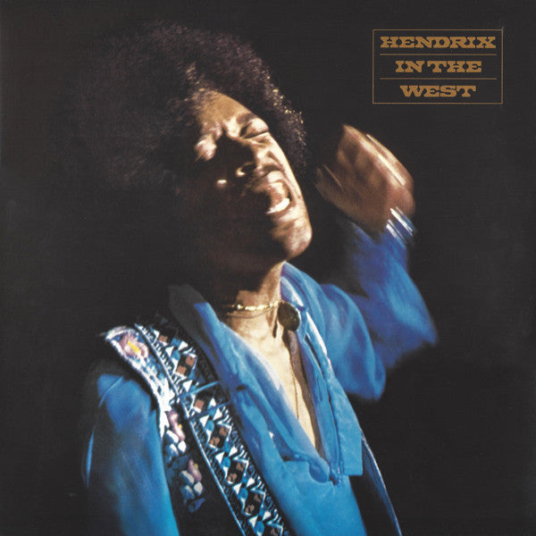 Jimi Hendrix - In The West - New Vinyl Record 2011 Legacy Deluxe Gatefold 180gram 2-LP Audiophile Press w/ 12 Page Booklet - Psych / Blues Rock