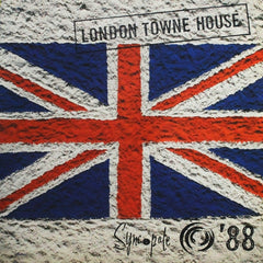 (House) Various – London Towne House - Syncopate '88 - Mint- 1988 USA - House Comp - Shuga Records Chicago