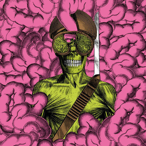Thee Oh Sees ‎– Carrion Crawler / The Dream EP - New LP Record 2011USA Vinyl & Download - Garage Rock / Psych