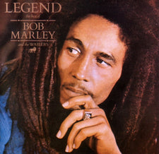 Bob Marley - Legend : The Best of Bob Marley and The Wailers (1984) - New Vinyl Record - 2009 Island Records Czech Import - Reggae