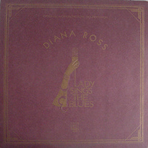 Diana Ross ‎– Lady Sings The Blues - VG+ 2 Lp Record 1972 USA Vinyl & Book - Soundtrack/Soul