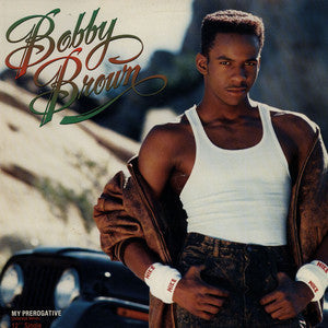 "Bobby Brown ‎– My Prerogative (Extended Remix) - Mint- 12"" Single Record 1988 USA - New Jack Swing"