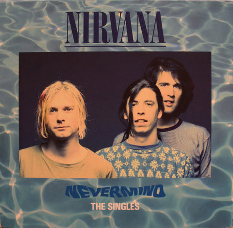 "Nirvana ‎– Nevermind - The Singles - New 4x 10"" Lp Record Store Day 2011  Sub Pop USA RSD Vinyl & Numbered - Grunge Rock"