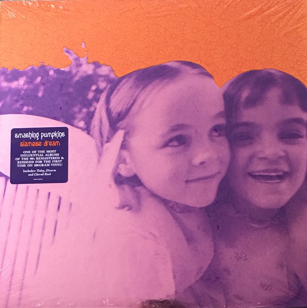 The Smashing Pumpkins - Siamese Dream - New Vinyl 2 Lp 2011 USA Deluxe 180 gram Pressing - Alternative Rock / Grunge