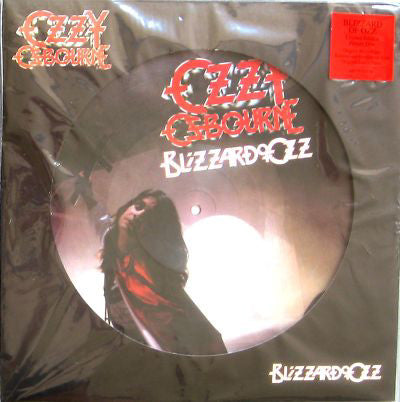 Ozzy Osbourne - Blizzard of Ozz - New Lp Record 2011 USA Picture Disc Vinyl - Heavy Metal
