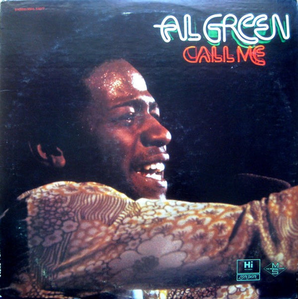 Al Green - Call Me - VG (VG- Cover) 1972 (Original Press) USA - Soul/Funk