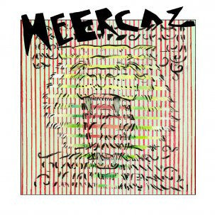 Meercaz - Space Hate EP - New Vinyl Record - 2010 Tic Tac Totally! (Chicago Label) - Chicago / Garage / Psych