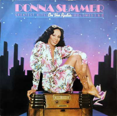 Donna Summer - On The Radio - Greatest Hits - Volumes I & II - VG 2 Lp Record 1979 USA With Poster Original Vinyl  - Disco / Synth-Pop