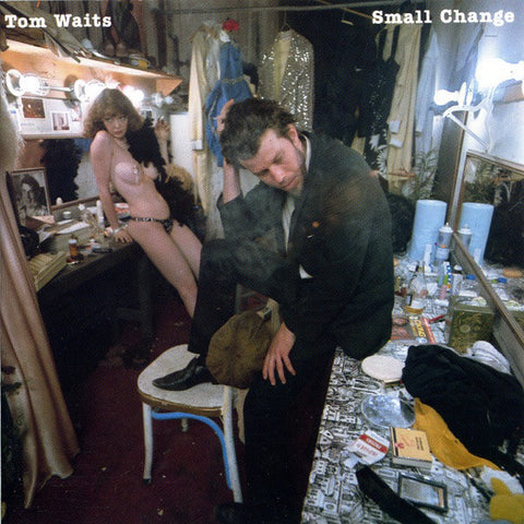 Tom Waits ‎– Small Change - New Vinyl Record 2010 Rhino 180 Gram Reissue - Avant Garde / Rock / Blues