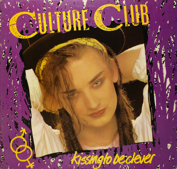 Culture Club ‎– Kissing To Be Clever - Mint- Lp Record 1982 Epic Virgin USA Vinyl - Rock / Synth-Pop