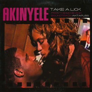 "Akinyele - Take A Lick - VG+ 1999 USA - 12"" Single"