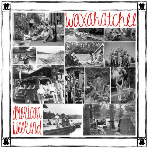 Waxahatchee - American Weekend - New Lp Record 2013 USA Don Giovanni USA White Vinyl - Rock / Folk Rock