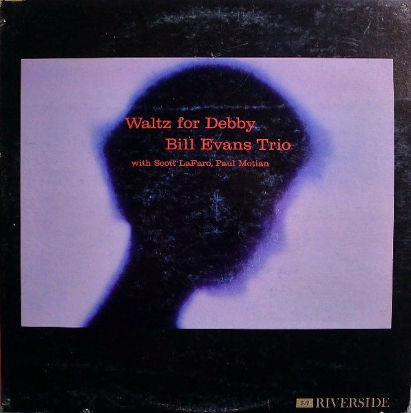 Bill Evans - Waltz for Debby - New Vinyl Record 2011 Riverside Reissue