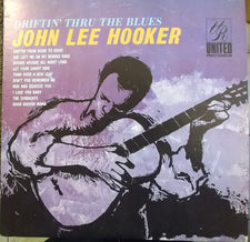 John Lee Hooker - Driftin' Thru The Blues - New Vinyl 2014 DOL EU 140gram Pressing - Blues