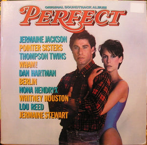Various ‎– Perfect: Original Soundtrack Album - Mint- Lp Record 1985 Arista USA Vinyl - Soundtrack