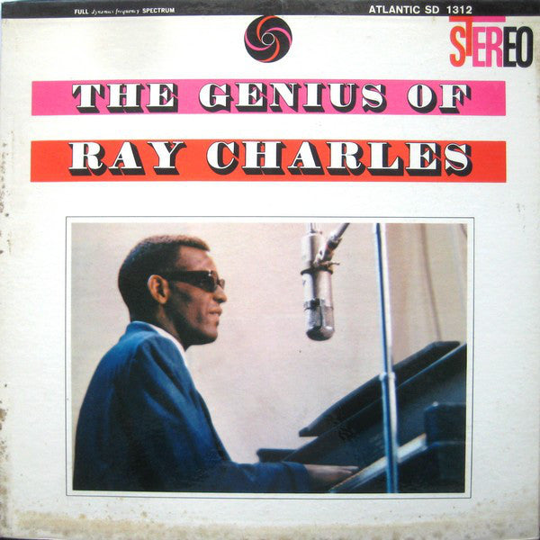 Ray Charles - The Genius of - New Vinyl Record 2015 DOL EU 180gram Vinyl - R&B / Soul / Jazz