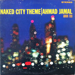 Ahmad Jamal – Naked City Theme - VG+ 1964 Mono USA - Jazz