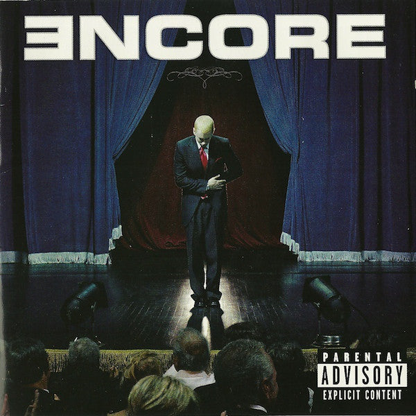 Eminem - Encore - New Vinyl Record 2004 2LP Aftermath Records - Rap / Hip Hop