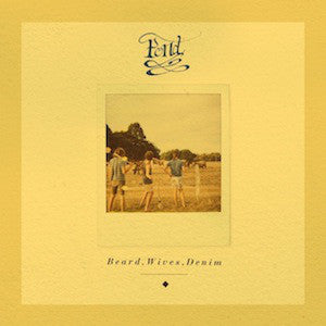 Pond - Beard, Wives, Denim - New Vinyl 2012 UK Press IMPORT - Psychedelic Rock