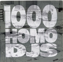 "1000 Homo DJs – Apathy - Mint- 1988 USA 12"" EP (1000 Homo DJs was a Ministry side-project with Jello Biafra & Trent Reznor.) - Industrial - Shuga Records Chicago"