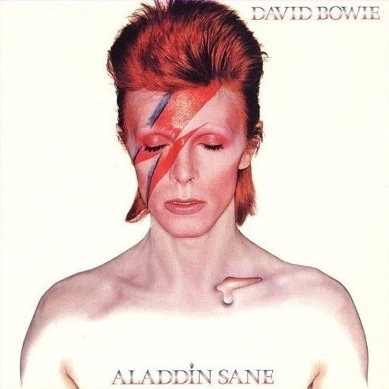 David Bowie – Aladdin Sane - VG+ 1973 USA (Original Press) - B19-026