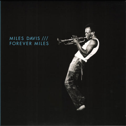 Miles Davis ‎– Forever Miles - New Lp 2012 USA RSD Record Store Day Vinyl - Jazz