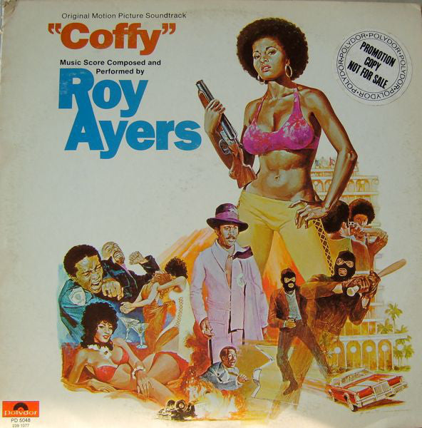 Roy Ayers ‎– Coffy (Music from the Original Motion Picture) - New Lp Record 2015 USA Vinyl - Soundtrack
