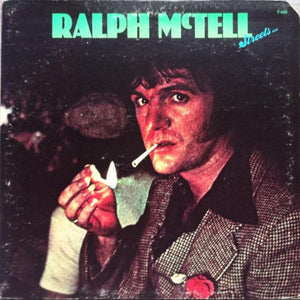 Ralph McTell ‎– Streets... - Mint- 1975 Stereo Original Press RecordUSA - Folk