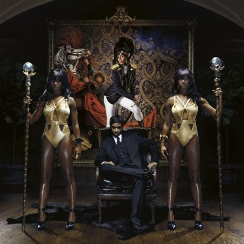 Santigold - Master of My Make-Believe - New Vinyl Record 2012 Atlantic USA Limited Edition Colored Vinyl w/ Download - Electronic / Electro / Experimental HipHop