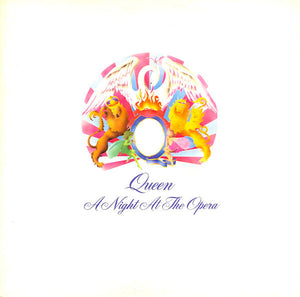 Queen - A Night at the Opera (1975) - New Lp Record 2009 Hollywood 180 gram Vinyl - Hard Rock