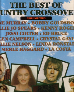 Various – The Best Of Country Crossovers - Volume Two - New Vinyl Record (1979) USA Original Press - Country
