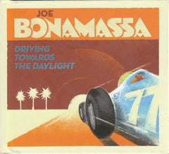 Joe Bonamassa - Driving Towards The Daylight - New Vinyl 2016 Deluxe Gatefold 2-LP 180gram Vinyl w/ Download - Blues Rock