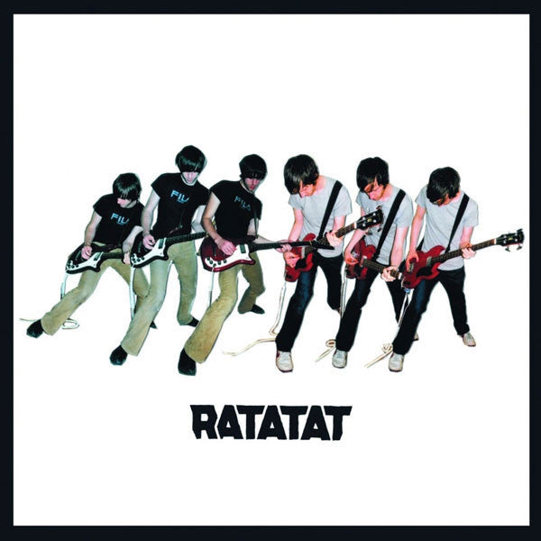 Ratatat ‎– Ratatat - New Lp Record 2004 USA XL Records Vinyl - Electro / Indie Rock