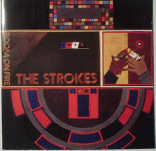 The Strokes - Room On Fire - New Vinyl 2003 RCA Single LP - Garage / Post-Punk Revival / Indie