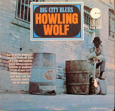 Howling Wolf - Big City Blues - New Vinyl DOL (UK Press) (180 Gram)