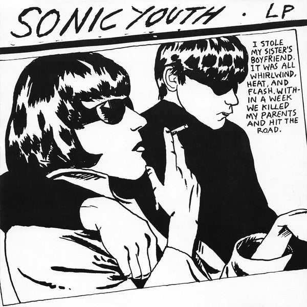 Sonic Youth - Goo - New Lp Record 2016 DGC USA Vinyl & Download - Indie Rock / Noise