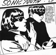 Sonic Youth - Goo - New Vinyl 2016 Geffen Remaster from the Original Stereo Analog Masters w/ Download - Noise-Rock / Post-Punk