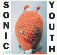 Sonic Youth - Dirty - New Vinyl 2016 20th Anniversary 2-LP Remaster w/ Download - Noise-Rock / Alt-Rock