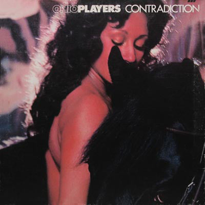 Ohio Players – Contradiction - VG+ 1976 USA(With Inner Lyric/Picture Sleeve) - Funk - B16-021