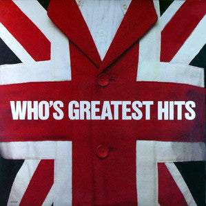 The Who - Greatest Hits - Mint- 1983 Stereo (Original Press With Matching Inner Sleeve) USA - Rock