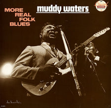 Muddy Waters - More Real Folk Blues - New Vinyl - 180 Gram 2015 DOL Import - Blues / Folk