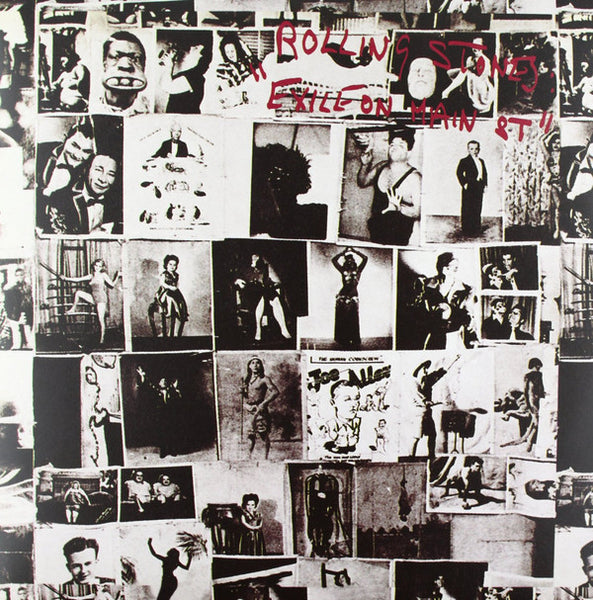 Rolling Stones - Exile on Main St. - New Vinyl 2010 UMe 2-LP Gatefold Audiophile Pressing w/ Printed Inner Sleeves - Blues Rock