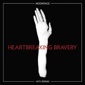 Moonface with Siinai ‎– Heartbreaking Bravery - New Lp Record 2012 Jagjaguwar Vinyl & Download - Indie Rock