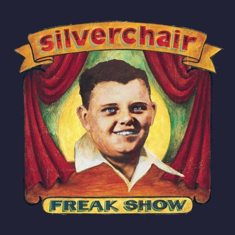 Silverchair - Freak Show - New Vinyl Record 2016 SRC Limited Edition Reissue Gatefold 2-LP on Translucent Blue Vinyl! - Alt-Rock / Grunge / 90's
