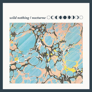 Wild Nothing - Nocturne - New Lp Record 2012 Captured Tracks Vinyl & Download - Synth-Pop / New Wave
